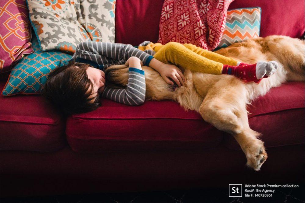 Visual Trends 2018: Haptik und Berührung