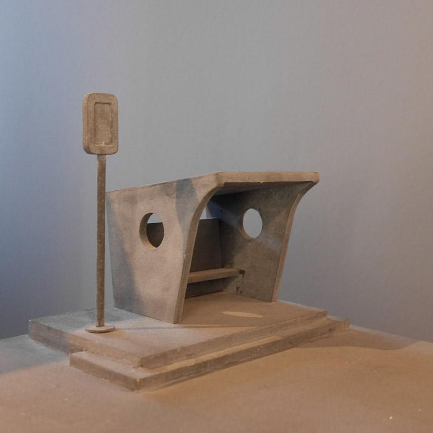 Hans Op de Beeck Skulptur