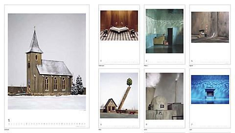 Kalendermotive Frank Kunert