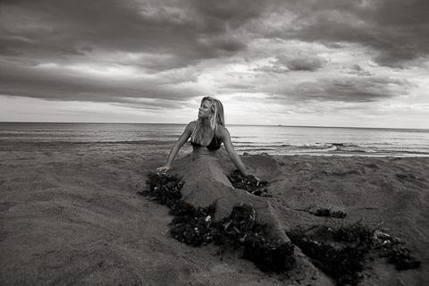 Natalie Grono Meerjungfrau