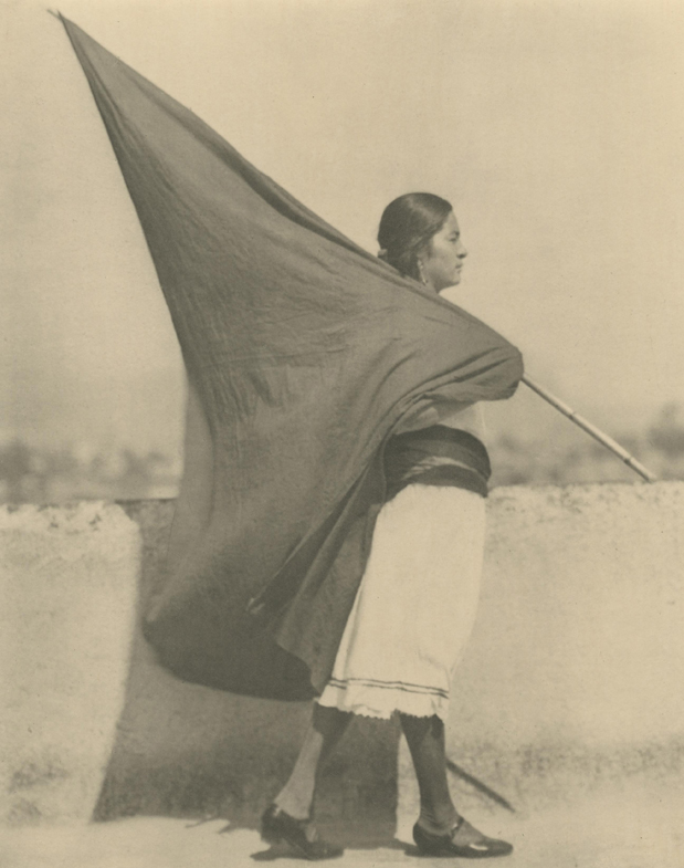 Tina Modotti, 1928 Courtesy Throckmorton Fine Art