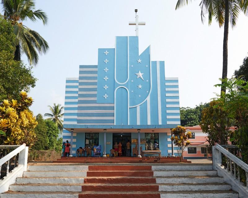 Kirche, Indien