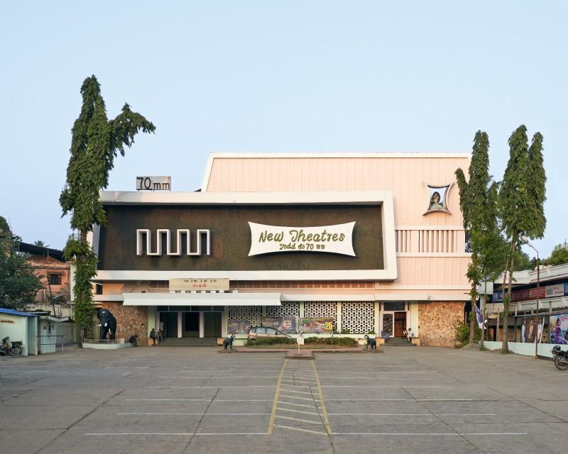 modernistisches Kino, Indien