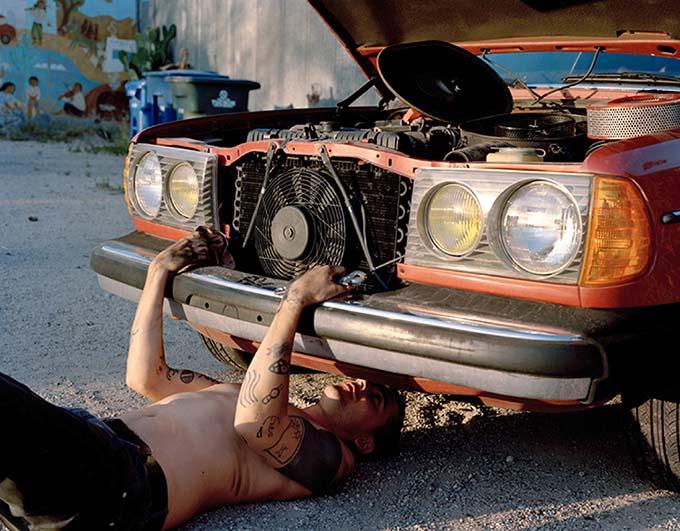 Autophoto: Justine Kurland