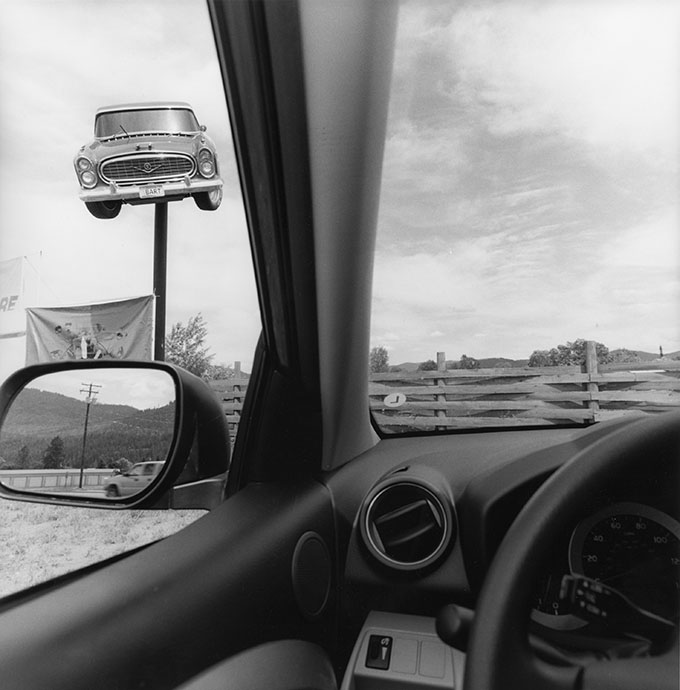 Autophoto: Lee Friedlander