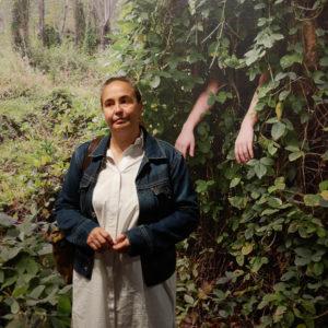 Fotografin und Kuratorin Cristina de Middel schlecht beleuchtet