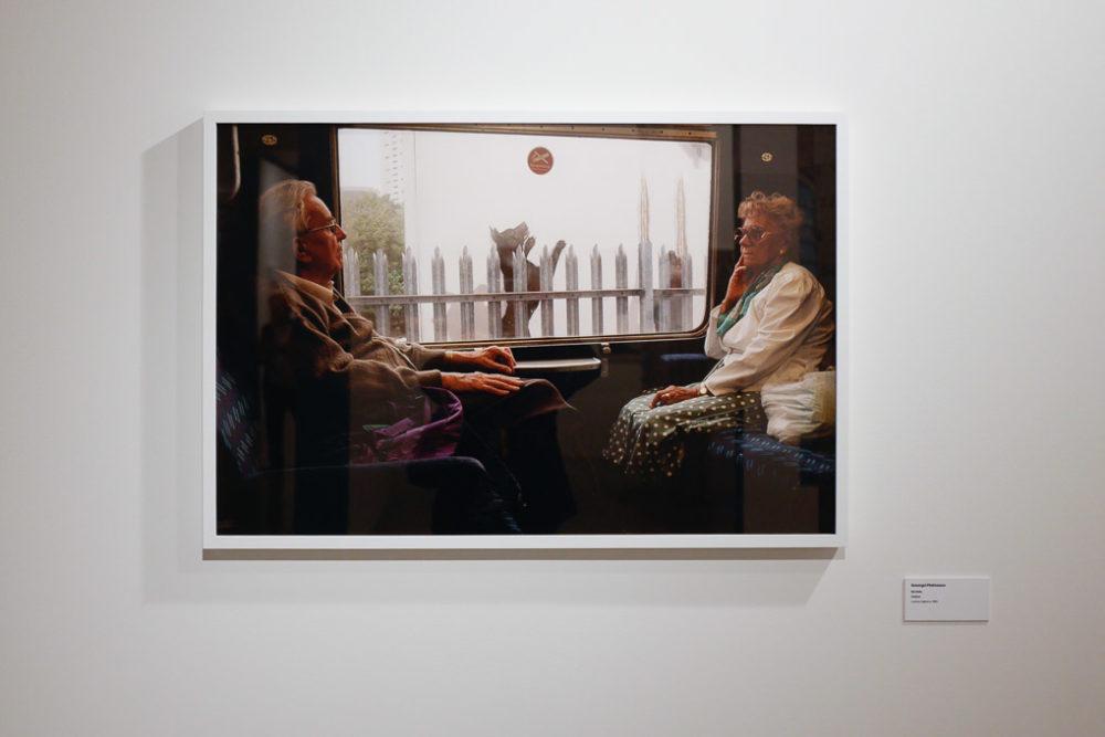 Foto aus der Players Ausstellung