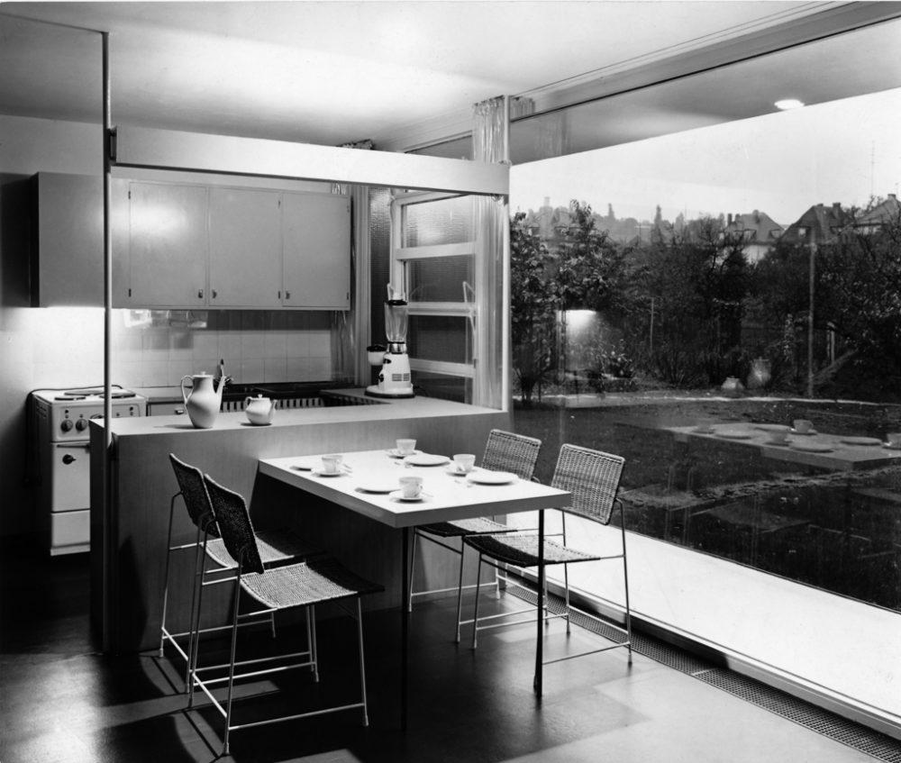 Modernistische Küche
