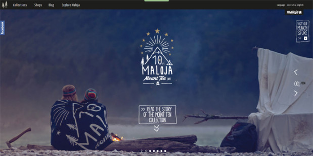 Maloja Screenshot